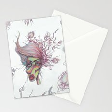 Sorting through Weeds Stationery Cards
