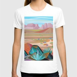 La Pimeria, West Phoenix T-shirt