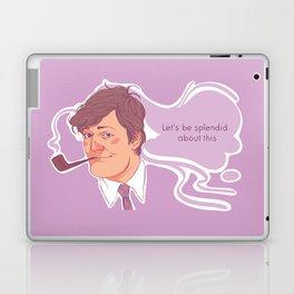 Splendid Stephen Fry Laptop & iPad Skin