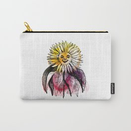 Hood's Own Sunflower Carry-All Pouch