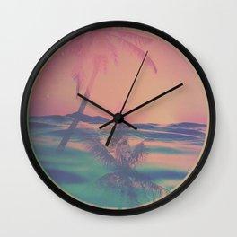 SOLSTICE II Wall Clock