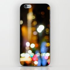 '42nd STREET'S BRIGHT LIGHTS' iPhone & iPod Skin