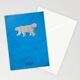 BIPOLAR Stationery Cards