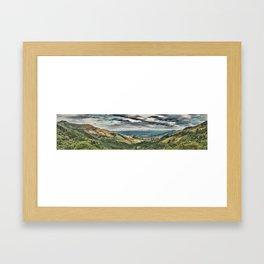 Parahyba Valley Framed Art Print