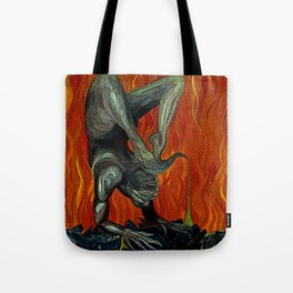 Scorpion Remix Tote Bag