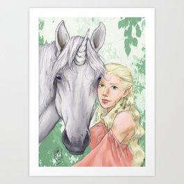 Gentle Art Print