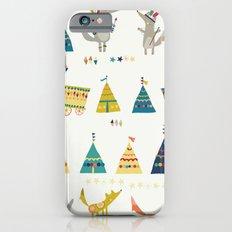 Wolf Pattern iPhone 6s Slim Case