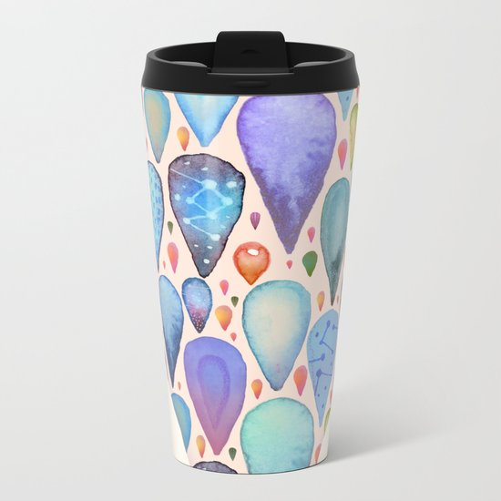 Here Metal Travel Mug