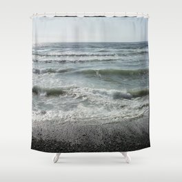 Sand Dollar Beach Shower Curtain