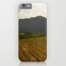 Rioja vineyards, spain, late spring iPhone 6s Slim Case