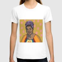 Maya Angelou T-shirt