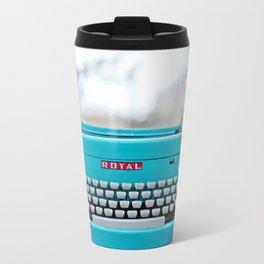 Blue Royal Travel Mug