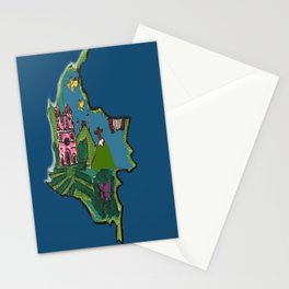 Canica 6 Stationery Cards