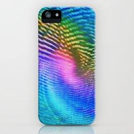 Holo-Port iPhone Case