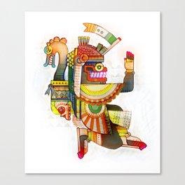 Serpent Bearer Canvas Print