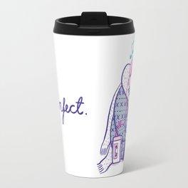 Purrrfect music Travel Mug