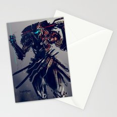 Triblade Stationery Cards