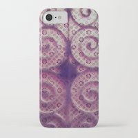 cycle iPhone & iPod Cases featuring cycle by Claudia Drossert