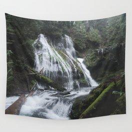 Panther Creek Falls, WA Wall Tapestry