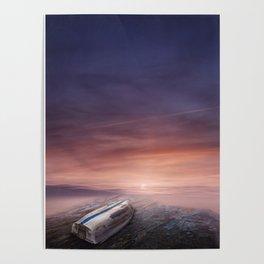 Fantasy Landscape III Poster