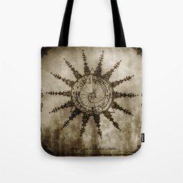 Healing Magick (sun) Tote Bag