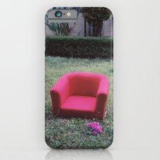 vintage red sofa Slim Case iPhone 6s