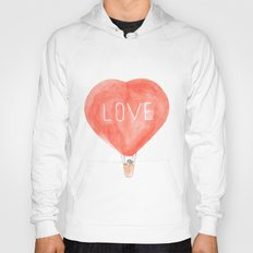 LOVE in the air Hoody