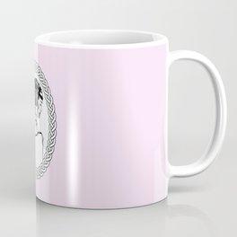 Space Queen Sketch Coffee Mug