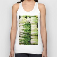 shopping Tank Tops featuring Shopping by the_continuum