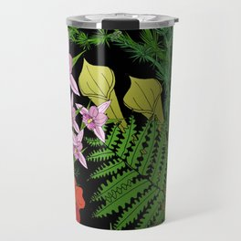 Botanical Bog Travel Mug