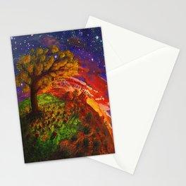 La Manzana Eterna Stationery Cards