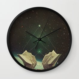 Gates Wall Clock