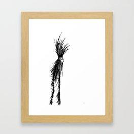 Chief juju Framed Art Print