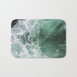 Turbulent Waters Bath Mat