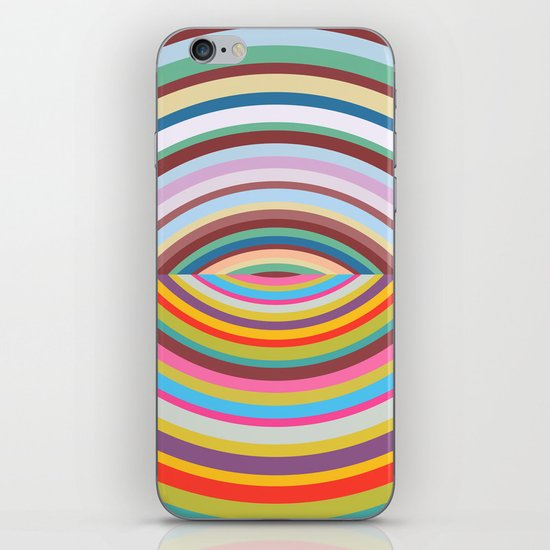 Shapes #41 iPhone & iPod Skin