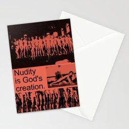No shame Stationery Cards