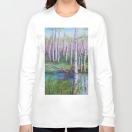 Crossing the Swamp WC151101-12 Long Sleeve T-shirt