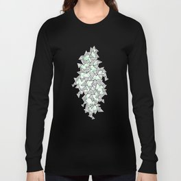Triangles and Tessellation Long Sleeve T-shirt