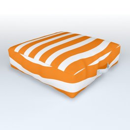Waving It Wave Stripes Outdoor Floor Cushion
