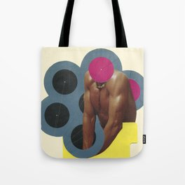 I'm thinking it won't happen but if it does...! Tote Bag