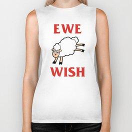 Ewe Wish Biker Tank