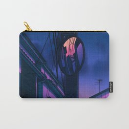 Tokyo Dusk Carry-All Pouch