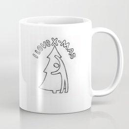Love Christmas! Coffee Mug