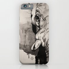 Watercolour Elephant iPhone 6s Slim Case
