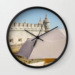 Touriste Wall Clock