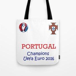 Champion Uefa Euro 2016 Portugal Tote Bag