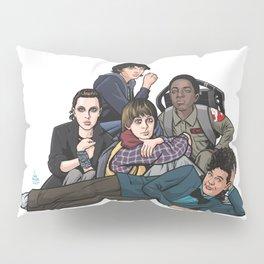The Stranger Club Pillow Sham
