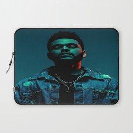 Portrait of the.Weeknd Laptop Sleeve