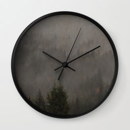 Forest of My Heart Wall Clock