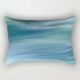 AQUA VITA dyptych, part II Rectangular Pillow